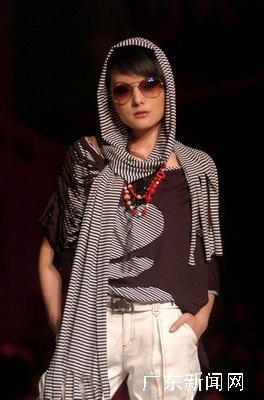 首届广东新锐之星服装设计师大赛在广州举行