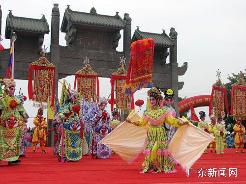广东湛江举办首届中国雷祖文化节(图)