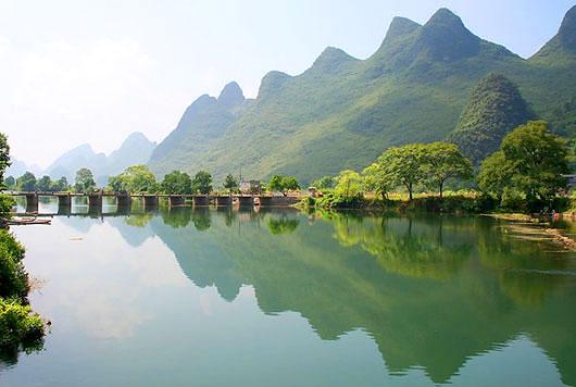 去广东小桂林阳春探访熔岩世界,享受一个自在舒适的自驾之旅.