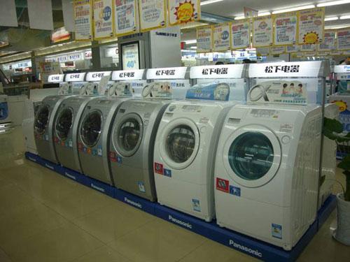 银离子搭载蓝光 松下阿尔法洗衣机将健康升级