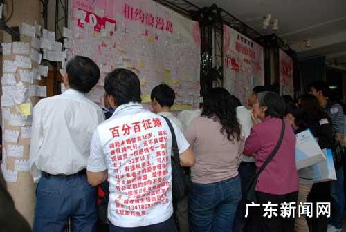 广州万人相亲阴盛阳衰比例信女一比六名的男女生微简单图片
