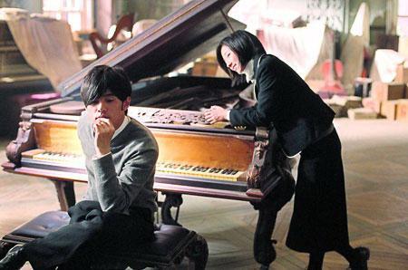 周杰伦弹钢琴的电影
