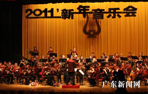 响中国名曲《春节序曲》