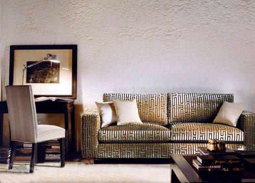 沙发与墙面的4大配色方案(图)