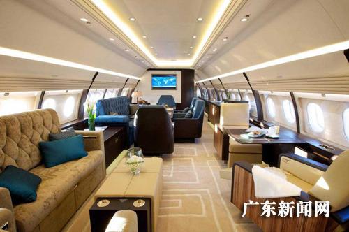 空客332宽体机座位图