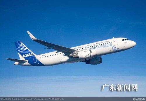 生产序列号为msn001的空中客车a320测试飞机成功完成