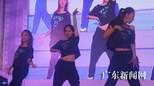 深圳动漫节街舞大赛校园组决出名次(图)