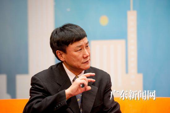 国家发改委学术委员会秘书长张燕生