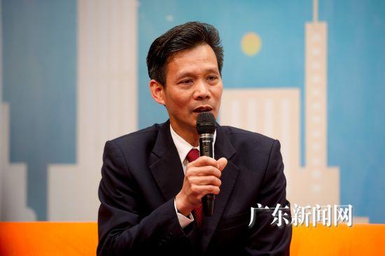 南海区委常委、狮山镇党委书记刘涛根