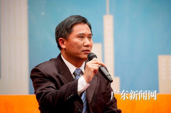 顺德区委副书记、佛山新城党工委书记列海坚