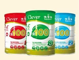 畅销榜上有名 太子乐飞鹤寺品牌奶粉销量上涨