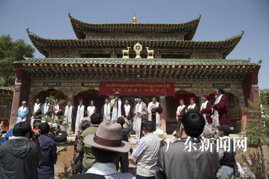 藏族最新电影塔落_塔洛德吉老爷藏族电影德吉姥爷《塔洛