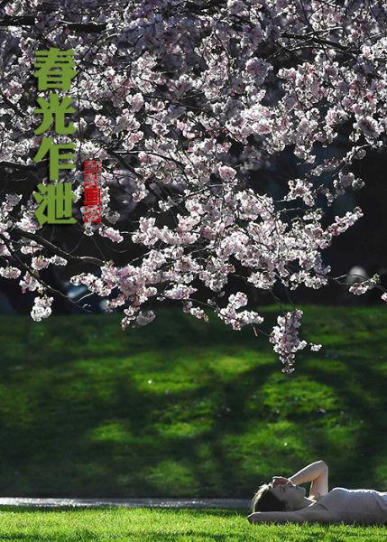 """""""仲春初四日,春色正中分。绿野徘徊月,晴天断续云。""""春分时节,美景乍泄,唯有结伴出游,才能不负这大好春光。"""