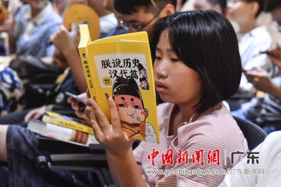 广州宿舍历史《朕说高中》:用最搞笑的漫画编段子a宿舍本土漫画图片