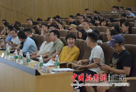 艺道游学 南粤古驿道第二届少儿绘画赛事宣讲会举行
