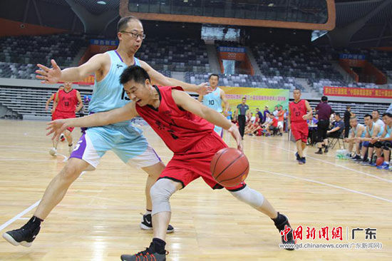 广东省体育局供图