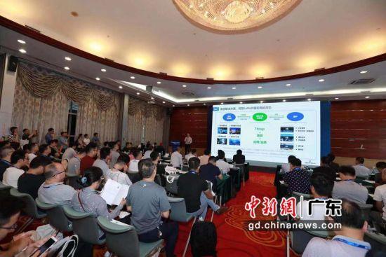 2019深圳国际LoRa物联网高峰论坛现场。主办方供图