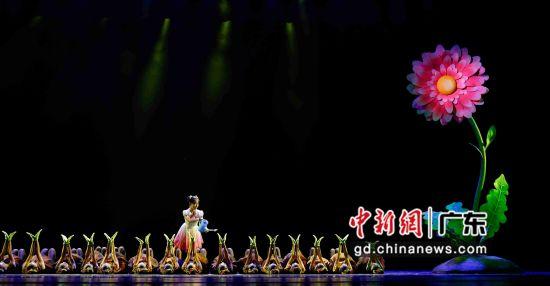 东莞市少儿舞蹈《小种子》。 主办方供图