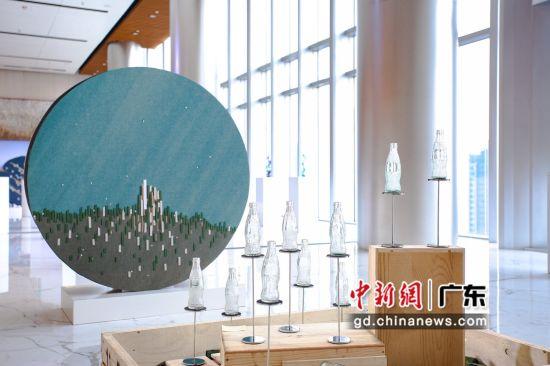 2019国际玻璃艺术作品展在穗开展