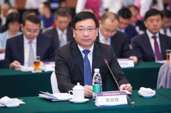 市长陈如桂参加企业家座谈会