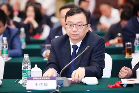 比亚迪集团董事长王传福