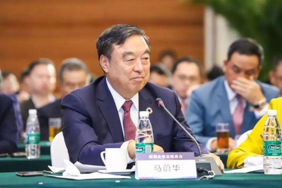 招商银行原行长马蔚华