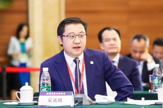 华讯方舟科技有限公司董事长吴光胜