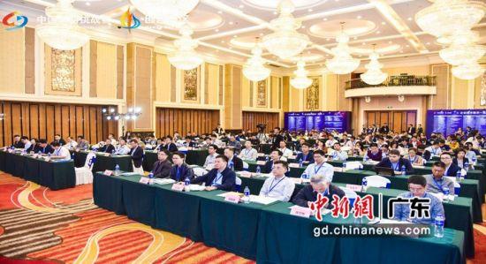 中国创新挑战赛首次走进粤港澳大湾区。主办方供图。