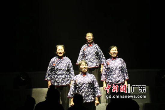 2019深圳民间文化周暨第十三届客家文化节开幕。(摄影:赵石羊)