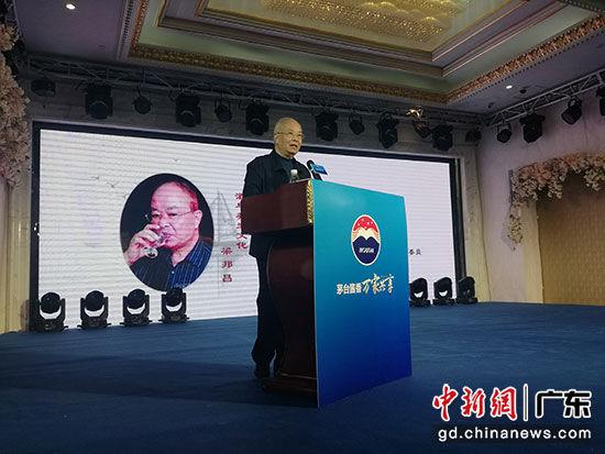 武氏太极拳公益讲座广州举行 主办方供图