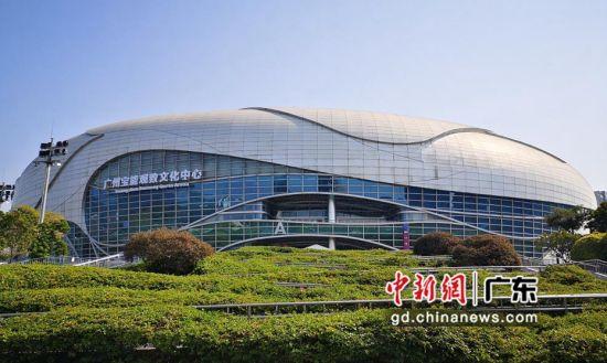 12月7日,广州宝能观致文化中心正式启用。钟欣 摄