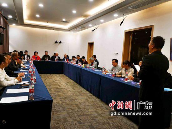 乡村教育现代化研讨会在广州举行。作者:主办方供图