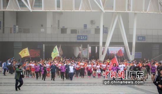 图为活动现场 惠州市文化广电旅游体育局供图