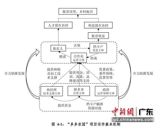 """商务部发布兴农报告:""""拼农货""""直连城乡助力农产品上行"""