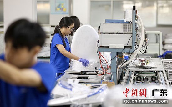 阿里巴巴发布广东制造业转型升级