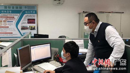 广东农行创新金融服务自贸区抗疫企业
