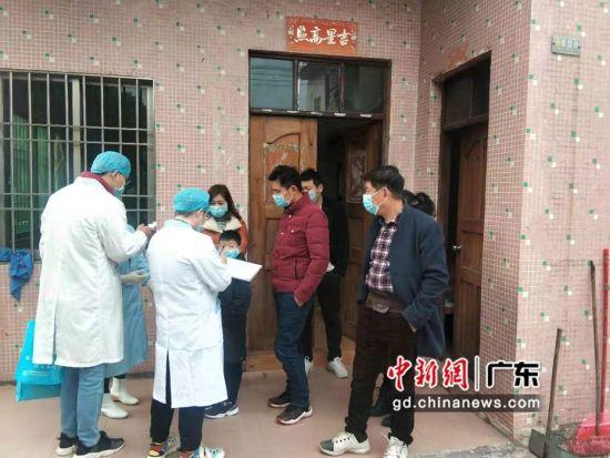 广州南沙党建大喇叭将疫情防控送进千家万户