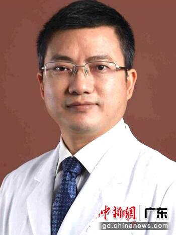 中山大学附属肿瘤医院结直肠科副主任陈功教授 受访者供图