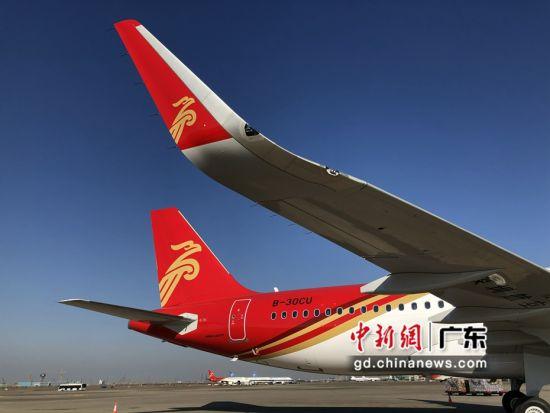 深圳航空航班一旅客突發疾病及時獲救