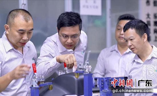 江門企業成功研發口罩熔噴布原材料