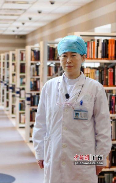 """""""疫情上报第一人""""湖北省中西医结合医院呼吸内科主任张继先。 主办方供图"""