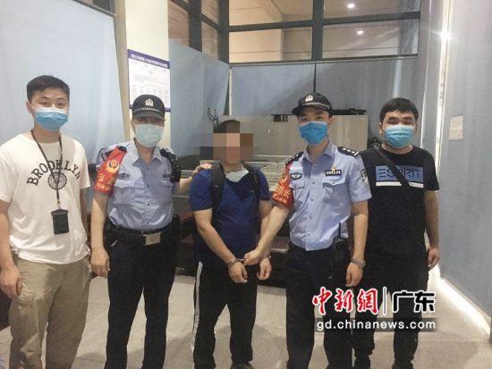 深圳东莞两地警方联合破获一起强奸抢劫案