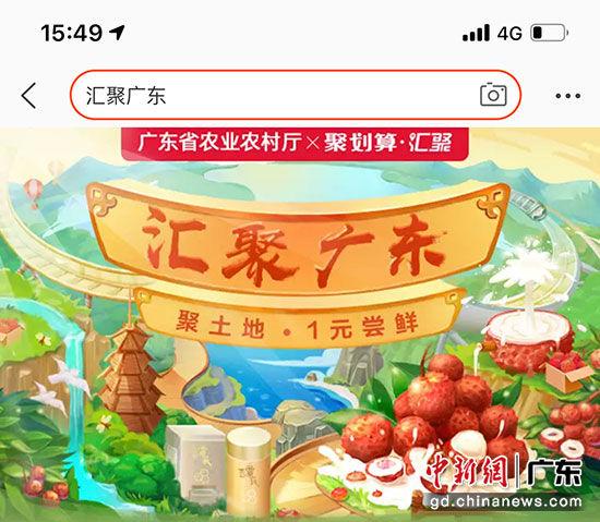 广东荔枝淘宝销量翻番 或将成天猫618期间大爆款