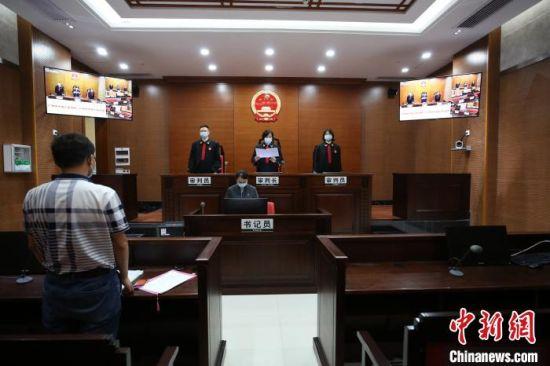 广州首次试用先行判决方式宣判商事案件。法院提供