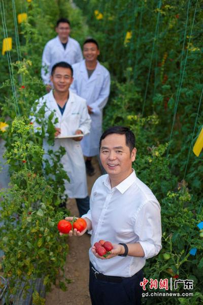 中国农科院基因组所黄三文获第二届全国创新争先奖