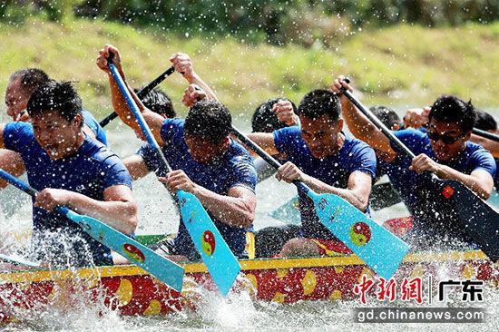 深圳本周末起启动多项体育活动 资料图 广东省体育局供图