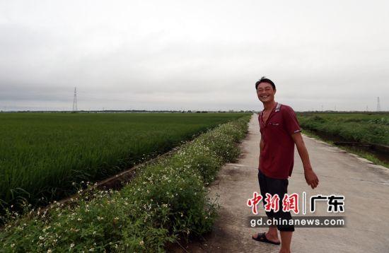 凤光村的脱贫模范老林:4年家里人均收入翻了4倍多