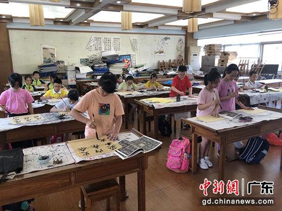 江门市蓬江区启动中小学校内课后服务素质提升课程