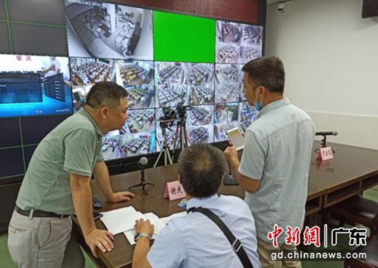 广东电信全力保障高考通信顺畅 广东电信供图