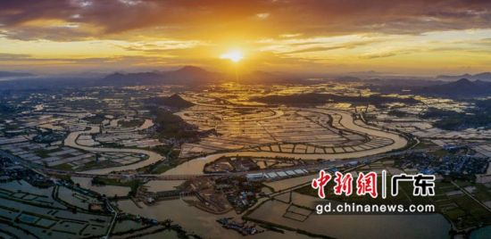 海丰县附城镇新山村。通讯员 供图